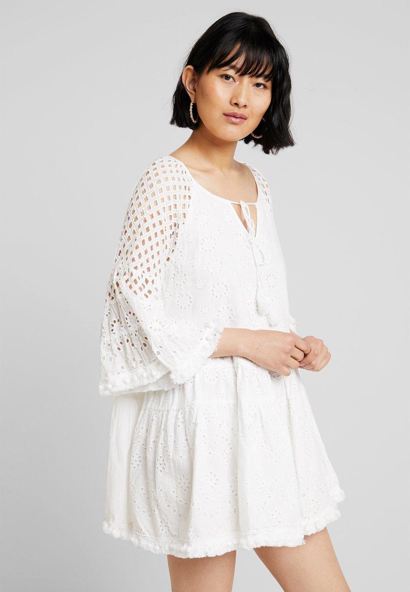By Malina - Day dress - white