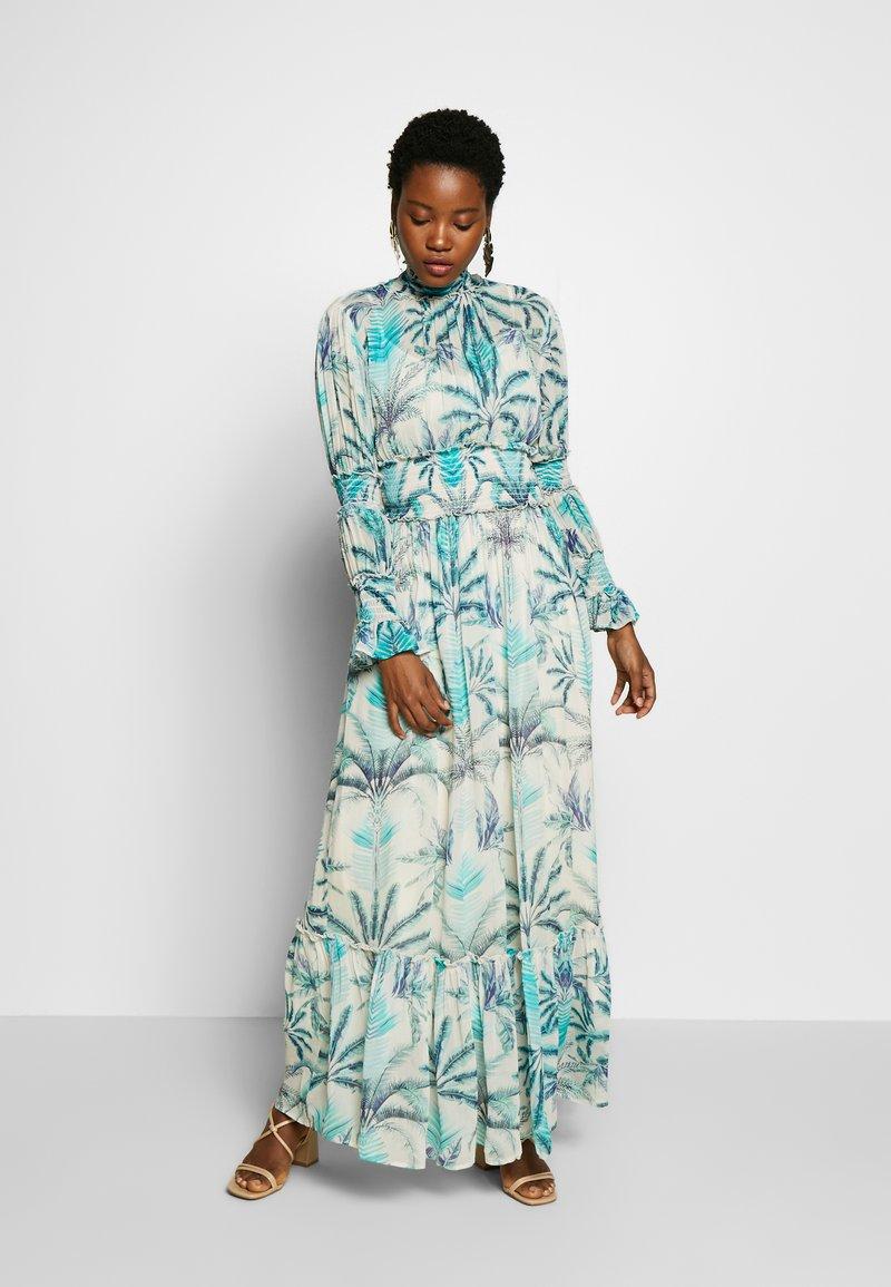 By Malina - ADRIANA DRESS - Długa sukienka - multi-coloured