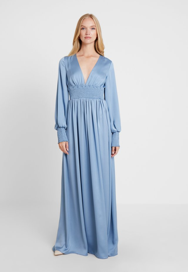 MIRELLA DRESS - Gallakjole - dove blue