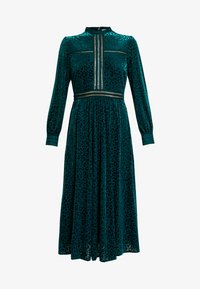 By Malina - PAOLINA DRESS - Cocktailklänning - basil green - 5