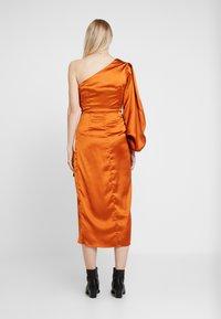 By Malina - LEONTINE DRESS - Cocktail dress / Party dress - spiced honey - 2