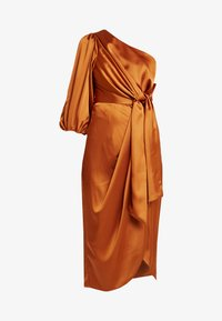 By Malina - LEONTINE DRESS - Cocktail dress / Party dress - spiced honey - 4