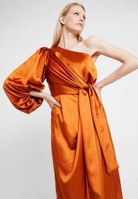 By Malina - LEONTINE DRESS - Cocktail dress / Party dress - spiced honey - 3