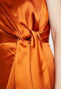 By Malina - LEONTINE DRESS - Cocktail dress / Party dress - spiced honey - 5