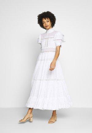 IRO DRESS - Maxi-jurk - white