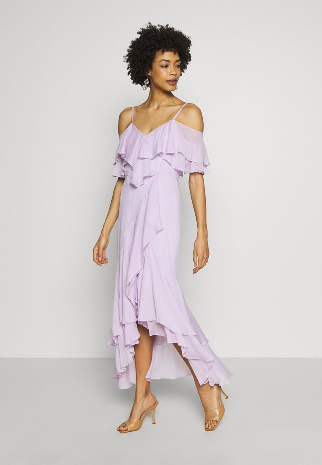 CHARA DRESS - Robe de cocktail - violet