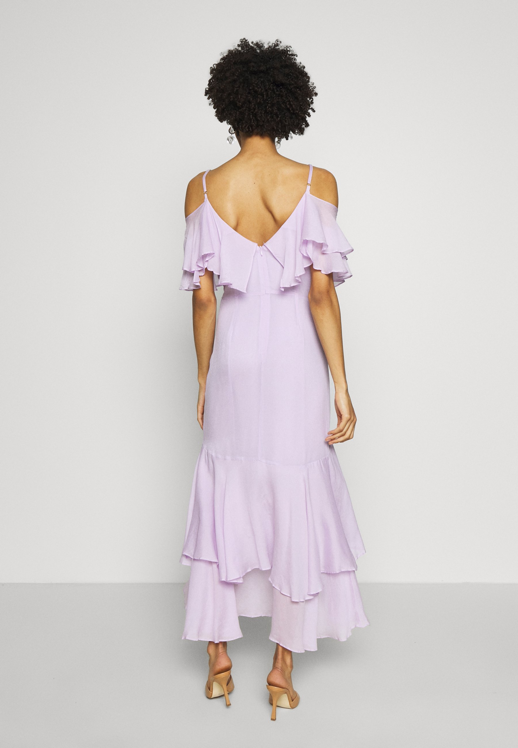 By Malina CHARA DRESS - Suknia balowa - violet
