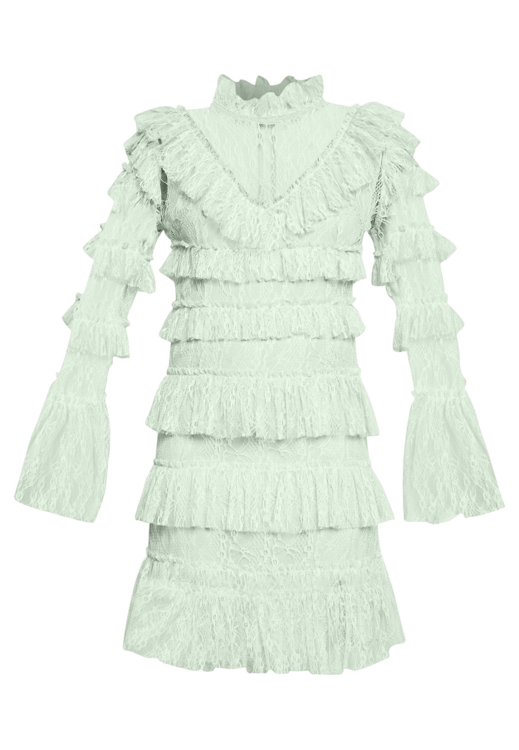 By Malina Rosa Dress - Cocktailklänning Aqua T5b9ooz