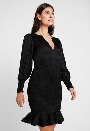NYX DRESS - Vestito estivo - black