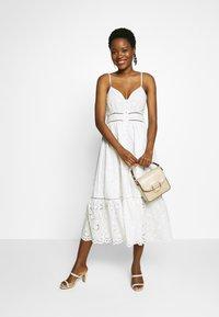 By Malina - SUMMER DRESS - Denní šaty - white - 1