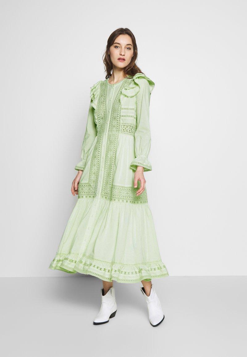 By Malina - CALIDA DRESS - Korte jurk - aqua