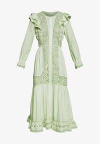 By Malina - CALIDA DRESS - Korte jurk - aqua - 4