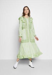 By Malina - CALIDA DRESS - Korte jurk - aqua - 1