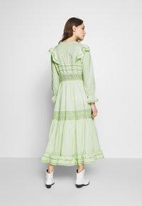 By Malina - CALIDA DRESS - Korte jurk - aqua - 2