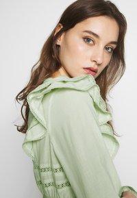 By Malina - CALIDA DRESS - Korte jurk - aqua - 3