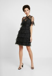 By Malina - LIONA DRESS - Cocktail dress / Party dress - black - 1