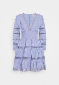 By Malina - INEZ DRESS - Korte jurk - french lavender - 4