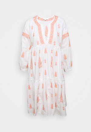 MIMI DRESS - Day dress - peach blush