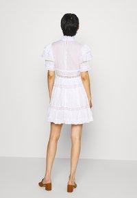 By Malina - IRO DRESS - Hverdagskjoler - white - 2