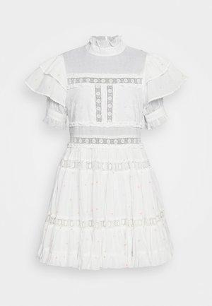 IRO DRESS - Skjortekjole - white