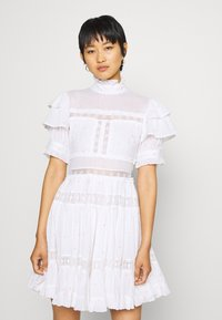 By Malina - IRO DRESS - Hverdagskjoler - white - 0