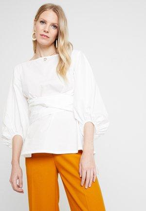 ELMA - Blouse - white