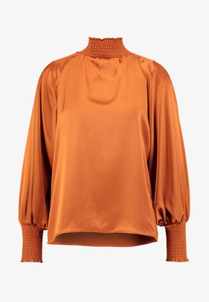 LIANA BLOUSE - Blůza - spiced honey