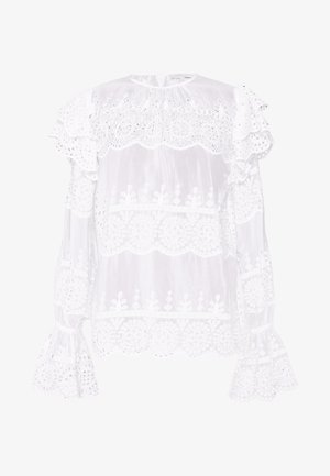 MARTA BLOUSE - Bluse - white
