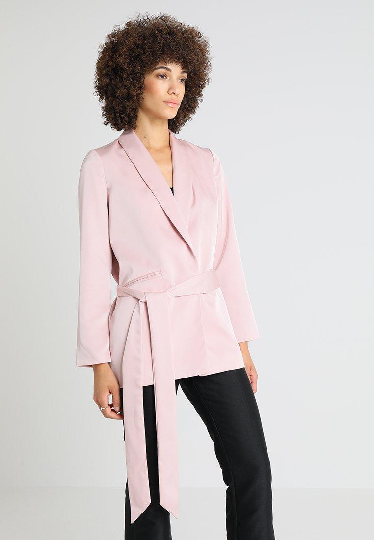 By Malina - DAY JACKET - Korte frakker - pale pink