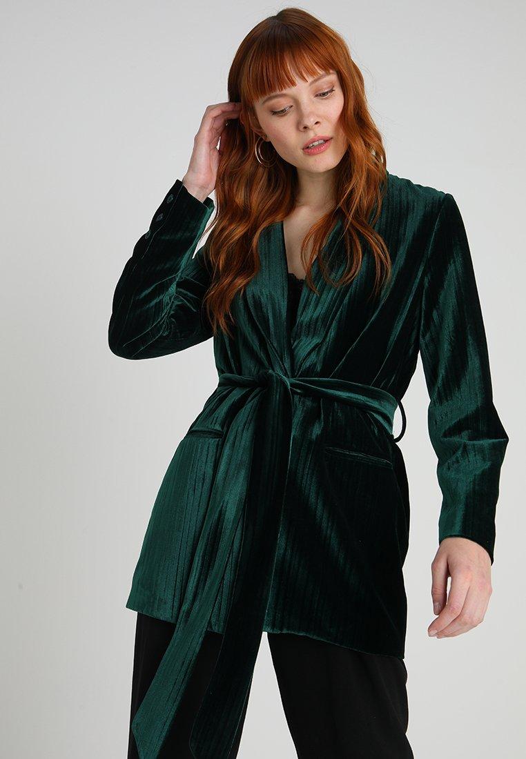 By Malina - ERIN - Blazere - pine green