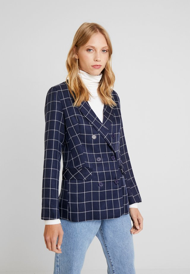 KARAH - Blazer - inc blue