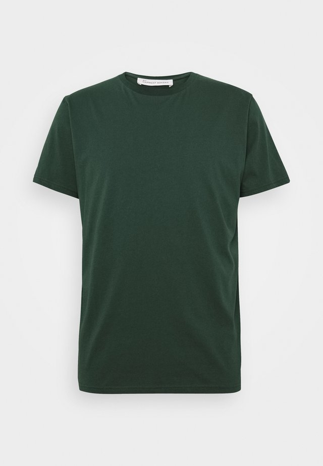 UNISEX THE ORGANIC TEE - T-shirt basic - pine grove
