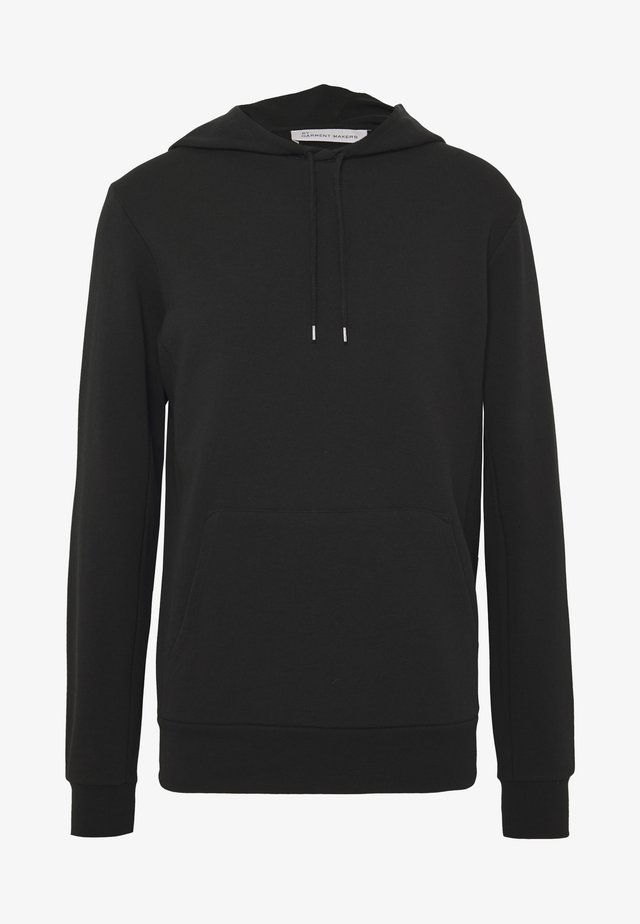 UNISEX JONES - Kapuzenpullover - jet black