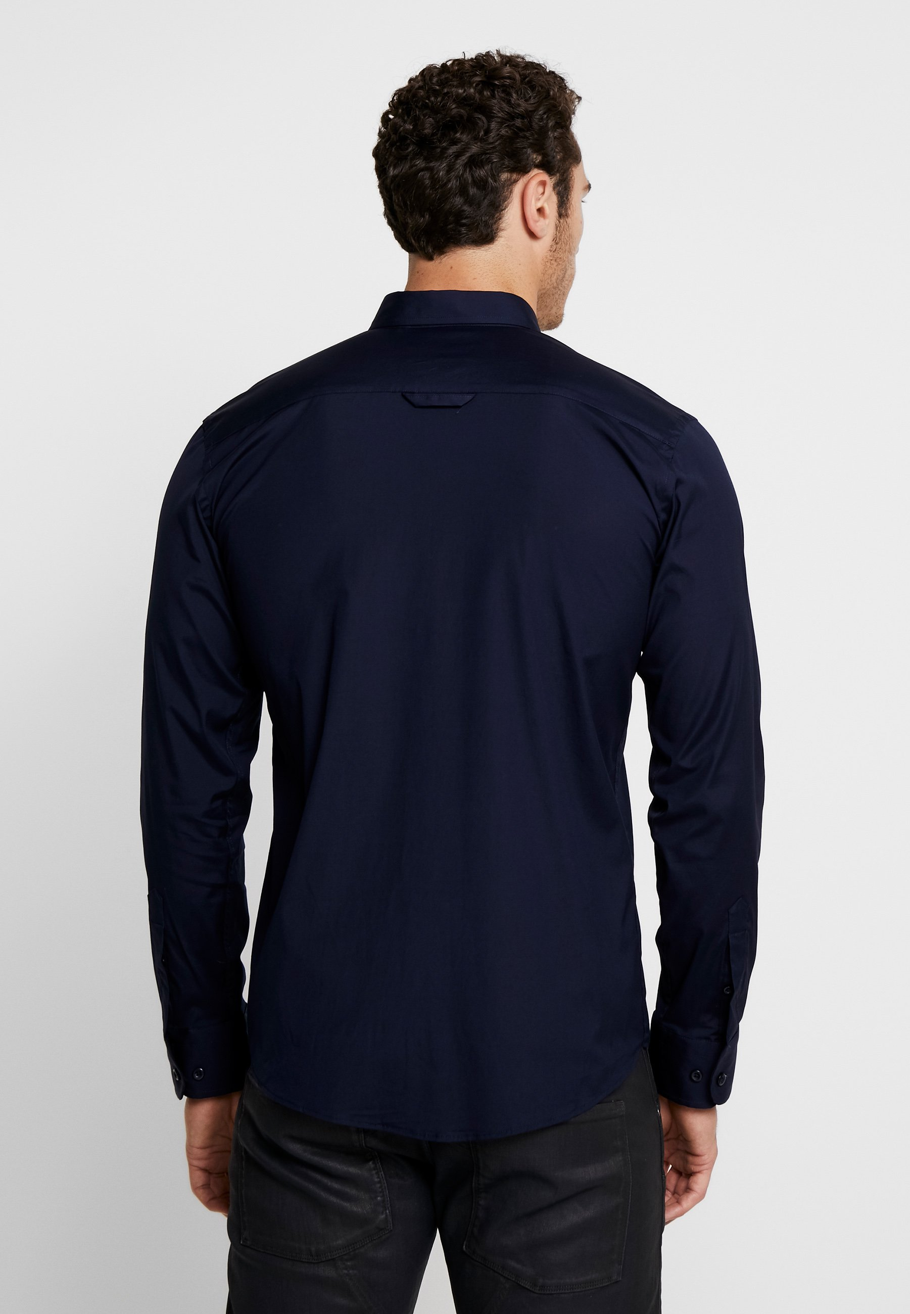 Organic By Dark Blue Garment Makers ShirtChemise The SUzVqMGp