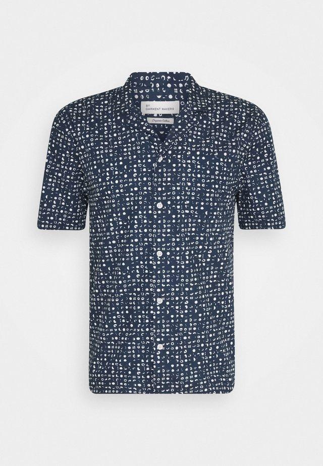 VALDE - Shirt - navy blazer