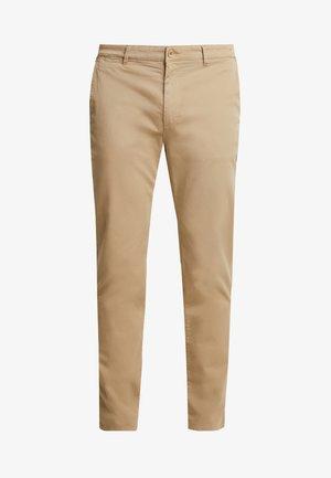 THE PANTS - Chino kalhoty - khaki