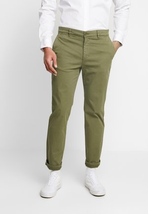 THE PANTS - Chinos - oil green