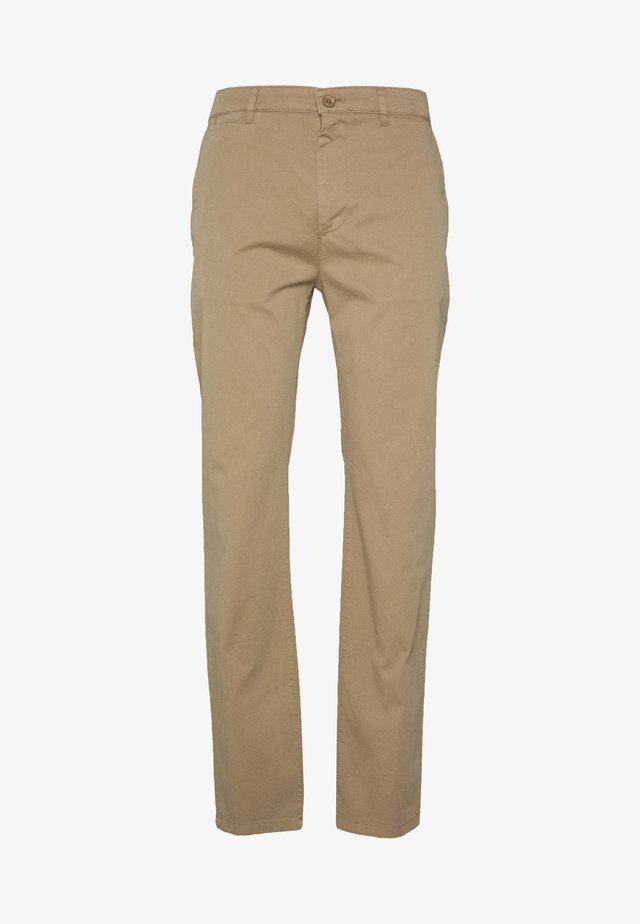 THE PANTS - Chinos - khaki