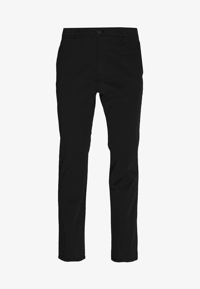 THE PANTS - Chinos - jet black