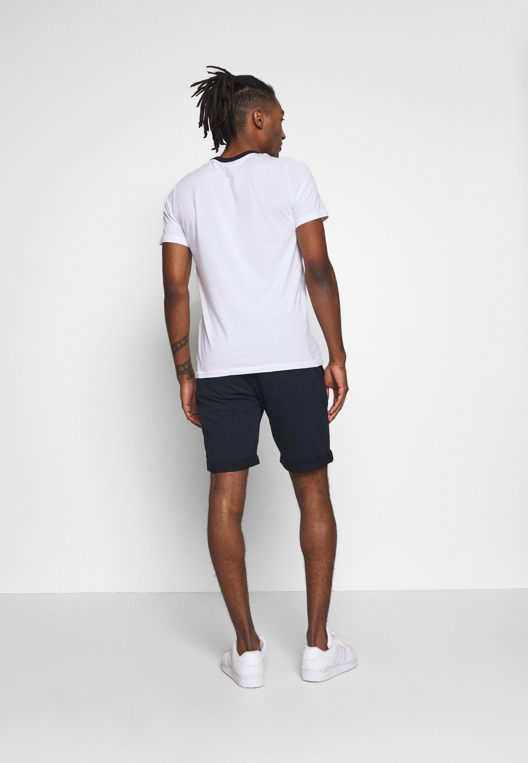 BY GARMENT MAKERS Shorts - navy blazer