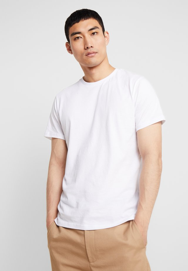 THE TEE - T-Shirt basic - white