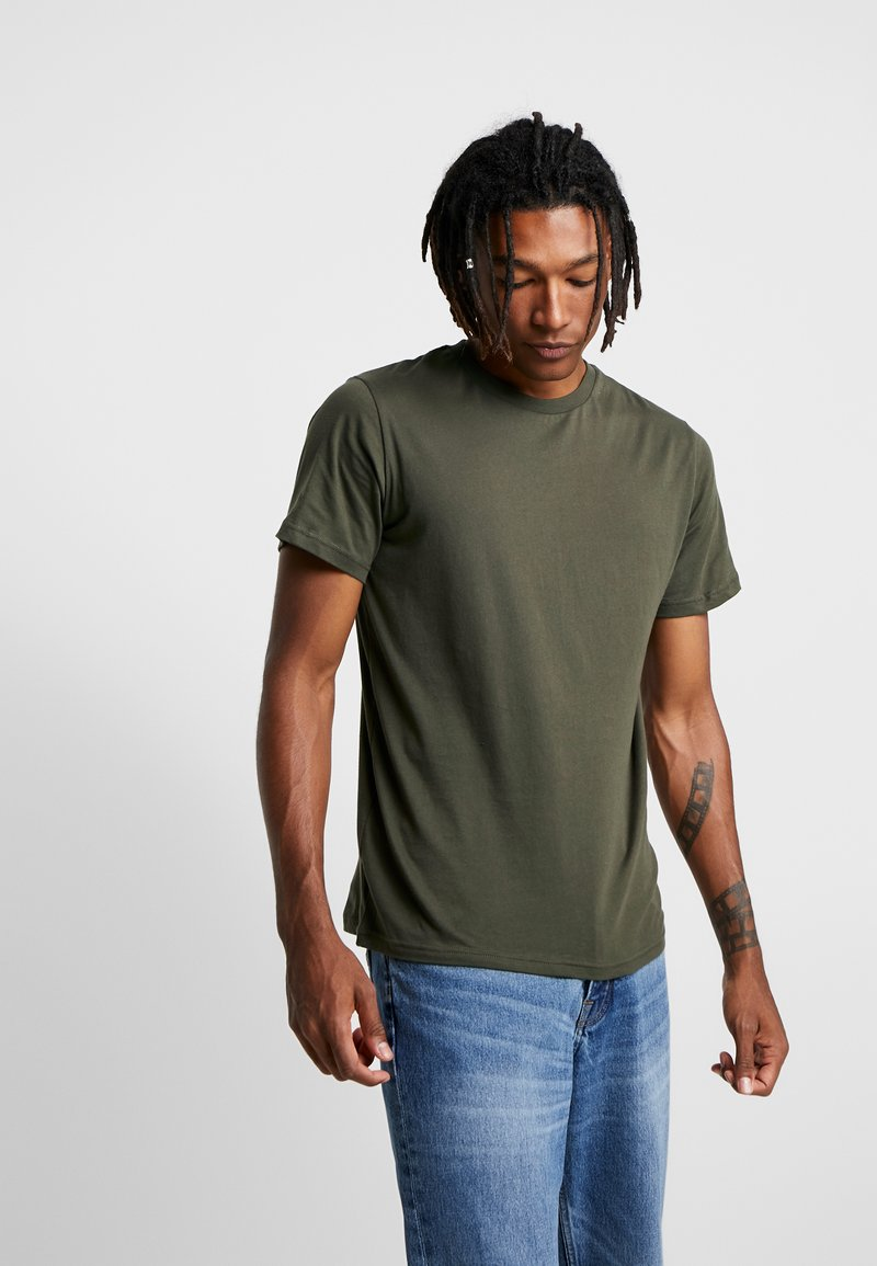 BY GARMENT MAKERS - THE TEE - T-shirts basic - dark green