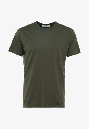 THE TEE - T-shirt basic - dark green