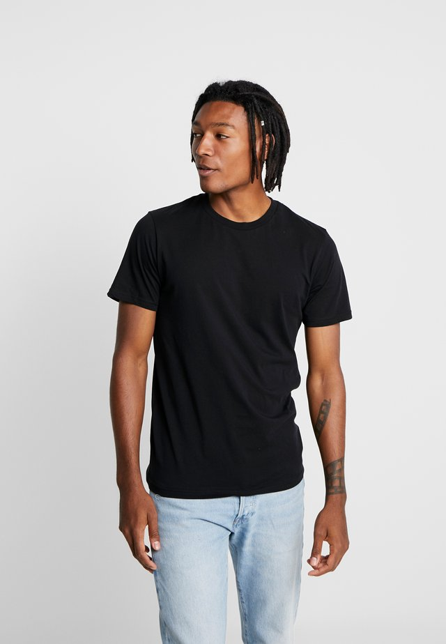 THE TEE - T-Shirt basic - black