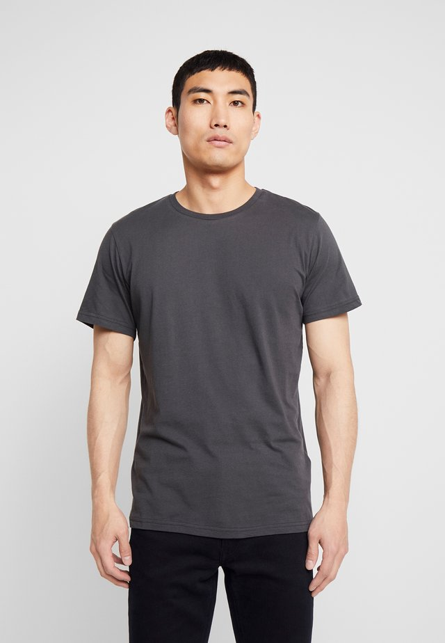 THE TEE - T-Shirt basic - anthracite