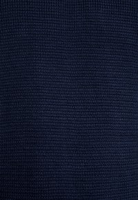 BY GARMENT MAKERS - THE ORGANIC - Strickpullover - dark blue - 3