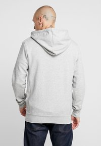 BY GARMENT MAKERS - THE ORGANIC HOODY - Mikina na zip - grey - 2