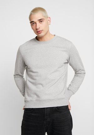THE ORGANIC - Sweatshirt - light grey