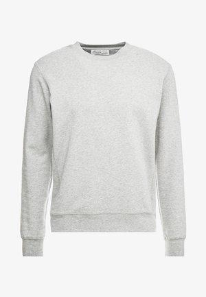THE ORGANIC - Sweatshirt - light grey