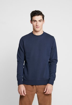 THE ORGANIC - Sweatshirt - dark blue